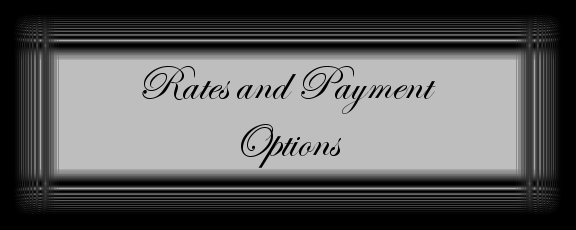 Breathless Romance rates & payments page header image